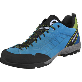 Scarpa Epic GTX Chaussures Homme, vivid blue/yellow
